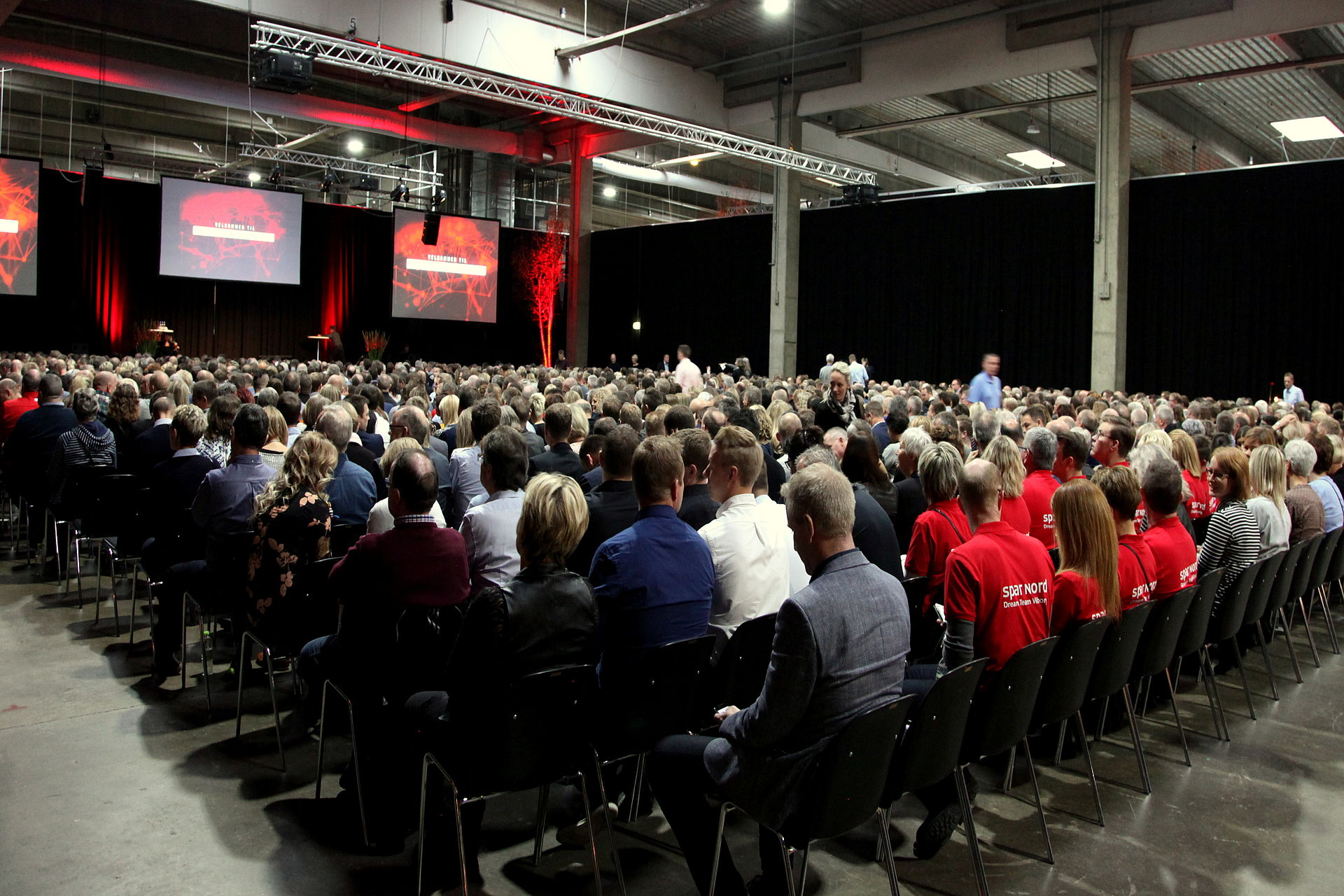 Konferencecenter i MESSE C
